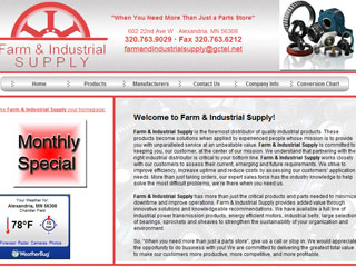 Farm & Industrial Supply in Alexandria MN