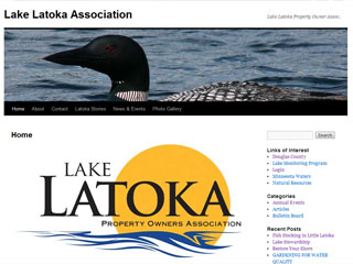 Lake Latoka Association Alexandria MN
