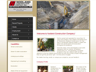Nodland Construction Minnesota
