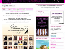 Visit Sexy Shoes Expert