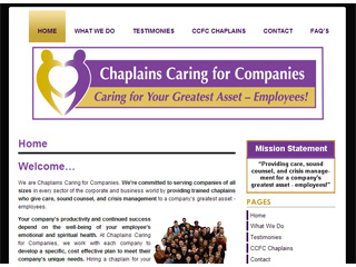 Chaplains Alexandria, MN