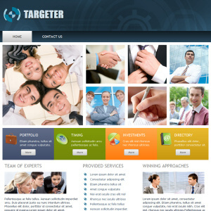 Targeter Web Design