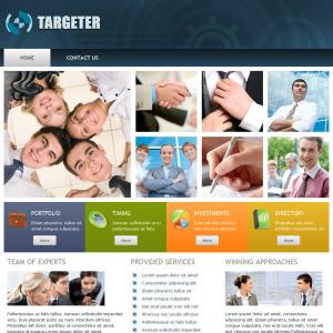 Targeter Web Design