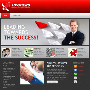 Up Goers Web Design