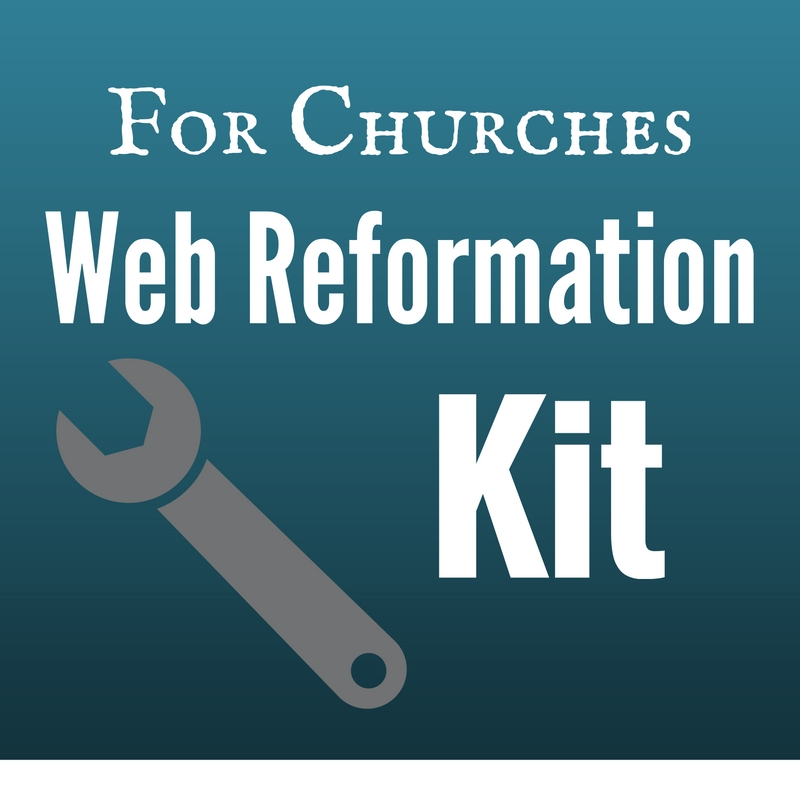 website help for churches