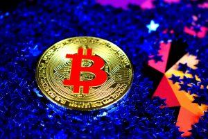 bitcoin confette